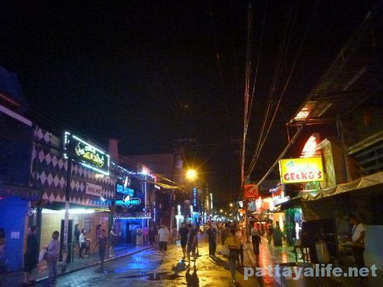 夜のアンヘレスウォーキングストリート (4)