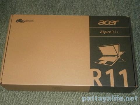 Aspire R3-131T-A14D梱包箱