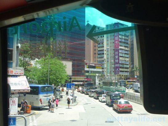 香港空港エアポートA21バス (4)