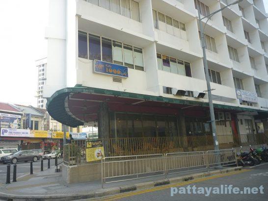 ペナン島オリエンタルホテル (1)