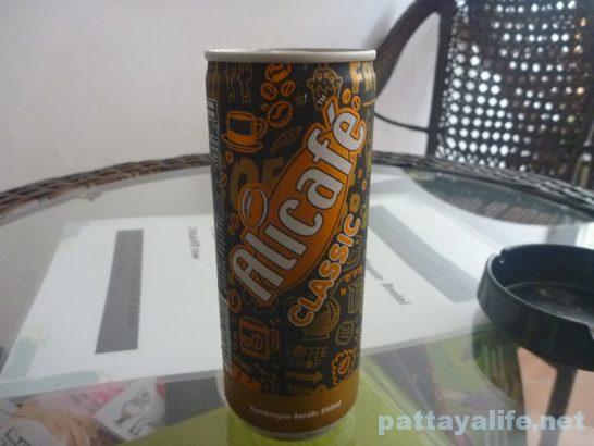 ペナン島缶コーヒー