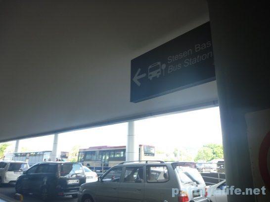 ペナン島空港バス (3)
