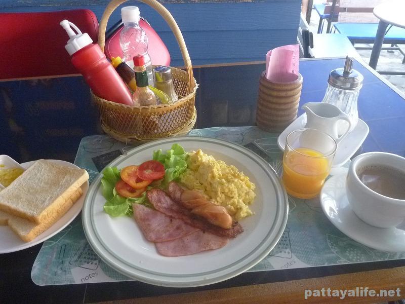 セイラーレストランのブレックファースト (4)