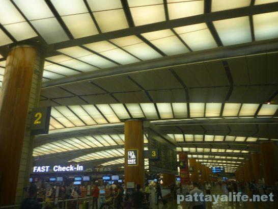シンガポールチャンギ空港 (2)