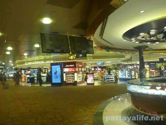 シンガポールチャンギ空港 (6)