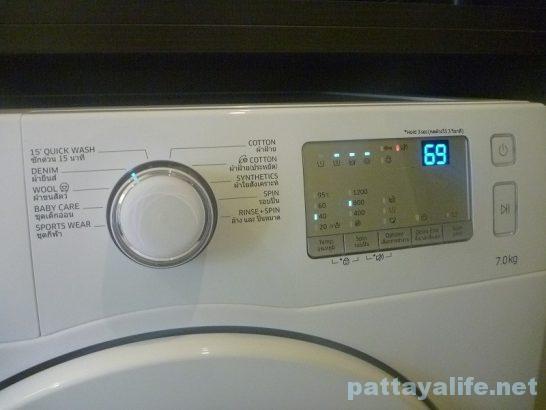 アットマインドプレミアスイーツホテル洗濯機 (2)