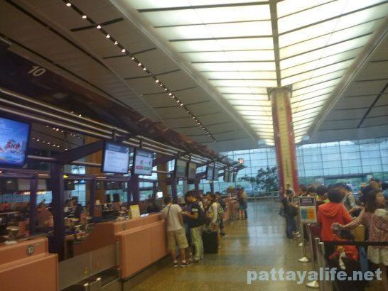 シンガポールチャンギ空港 (4)