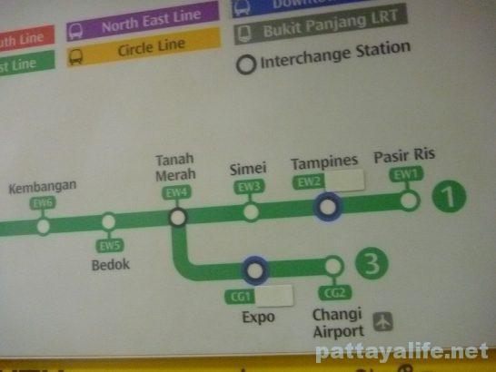 シンガポール地下鉄 (4)