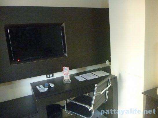 スコアバーズホテルスタンダードルーム部屋内部 (4)