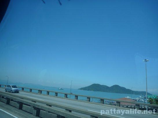 ペナン島からタイ国境へのバス (3)