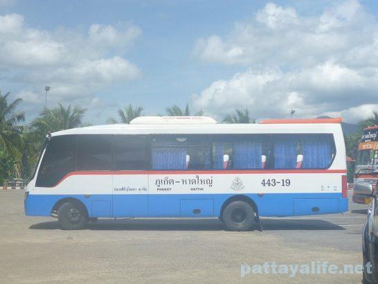 ハジャイからクラビへの途中にあるサービスエリア (1)