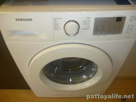 アットマインドプレミアスイーツホテル洗濯機 (1)