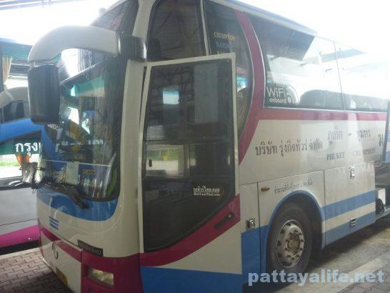 カオラックからラノーン行きバス (5)