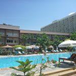 バサヤビーチホテル&リゾート宿泊レポート。パタヤ中心部の格安リゾートホテル。