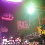 昨晩のパタヤ。バービアはほぼすべて通常通り、ゴーゴーバーも一部営業。