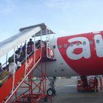 パタヤ・ウタパオ空港からウドンターニーまでエアアジアで移動してみた。シティトランスファー利用。