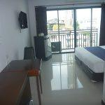 コンケーン中心部のおすすめホテル、チャダ ヴェランダ ホテル (Chada Veranda Hotel)宿泊レポート