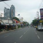 パタヤからバンコクへ無難かつ王道の方法で移動