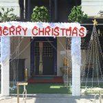 クリスマスイブのパタヤ