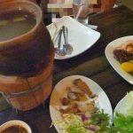 コームーヤーンとチムチュムが安くてうまいイサーン料理レストラン@パタヤダークサイド