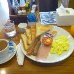 カフェ「gafae」のコーヒーとブレックファースト@パタヤタイ