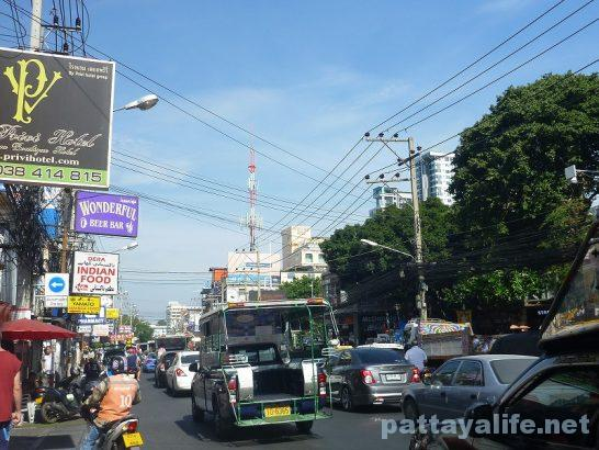 pattaya-second-road