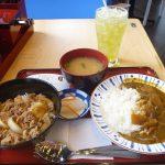 ついにオープン。パタヤ初進出のすき家で牛丼とカレーを食べてみた。セントラルマリーナ。
