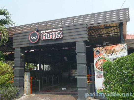 BBQ NINJA north pattaya
