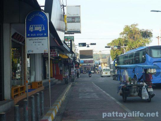 Pattaya Baht bus stop (2)