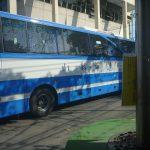 パタヤからバンコクへの道のりは、いつもどおり。ソンテウ、バス、BTS乗り継ぎ。