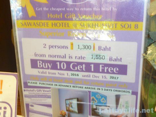 Sawasdee Hotel Sukhumvit Soi 8 (24)