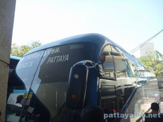 Ekamai Pattaya Bus