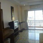 パタヤ長期滞在向けサービスアパートメント、ナビンマンション2宿泊レポート