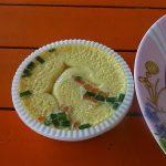 カイトゥン(タイの茶碗蒸し)とぶっかけ飯@元土鍋ジョーク屋