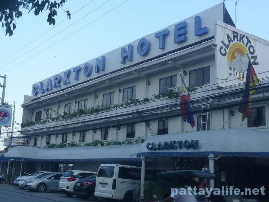 Angeles clarkton hotel