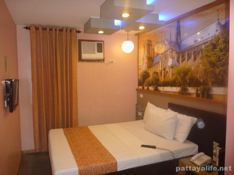 Eurotel angeles room (3)