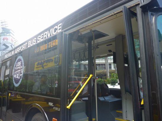 Manila Airport bus