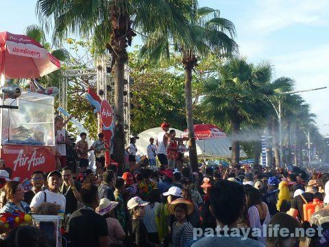 Pattaya Songkran wan rai 2017 (11)