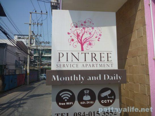 Pintree service apartment pattaya (30)