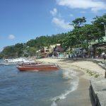 プエルトガレラのサバンビーチってこんなところ。街歩き、ホテル、食事、両替、ダイビングなどなど。