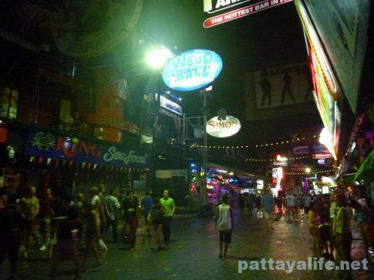 Songkran wanrai walking street (4)