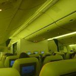 マニラからバンコクまで片道90ドル、TG625便搭乗レポート。マニラ空港の喫煙所について。