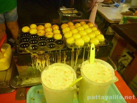 Pattaya normal takoyaki (2)