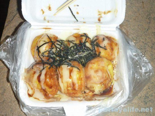 Pattaya normal takoyaki (4)