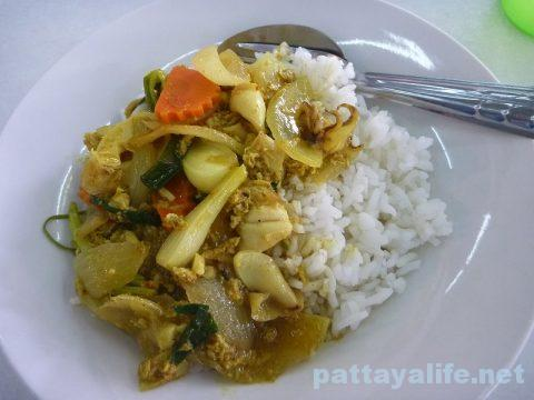 Squid padpon curry (1)