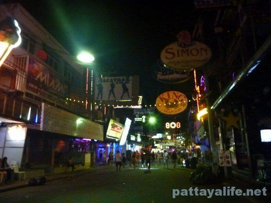 Walking street 201705 mid night