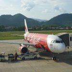 バンコクからルアンパバーンへ。エアアジアFD1030便搭乗記。