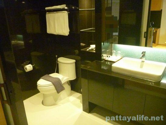 Asana hotel pattaya bath
