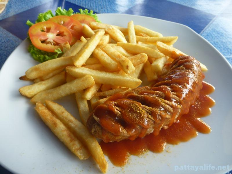 Big A curry wurst (1)