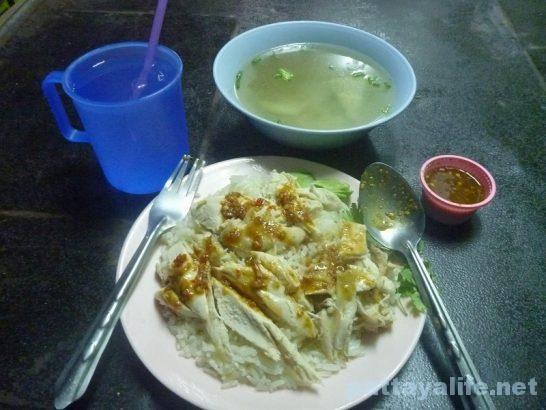 Khao man gai Pattaya tai (3)